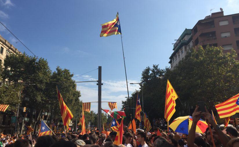 Cataluña quiere votar para irse de España: ¿los dejarán?