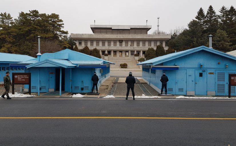 Viaje a la frontera de las Coreas